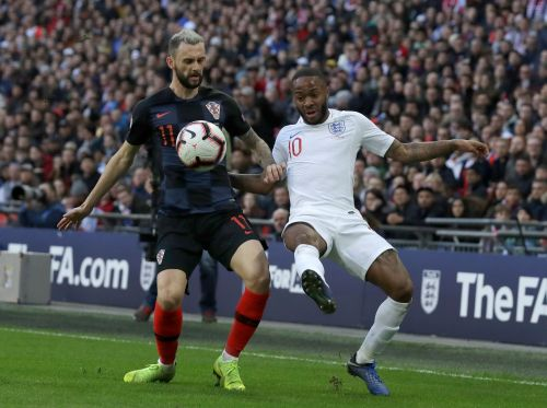England reaches Nations League finals with Croatia win