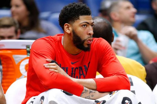 Anthony Davis to Play for the Pelicans With Reduced Minutes
