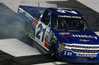 Johnny Sauter says not winning Truck title would leave a 'void' after such a successful season