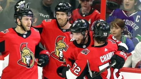 Bobby Ryan emotional after special night in return to Ottawa