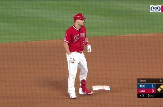 HIGHLIGHTS: Angels show promise early on, but mistakes on D and a slowed attack lead to a loss