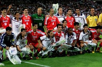 WORLD CUP: Peace reigns as US faces Iran at 1998 tournament