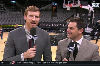Spurs contain the Warriors in 104-92 win | Spurs Live