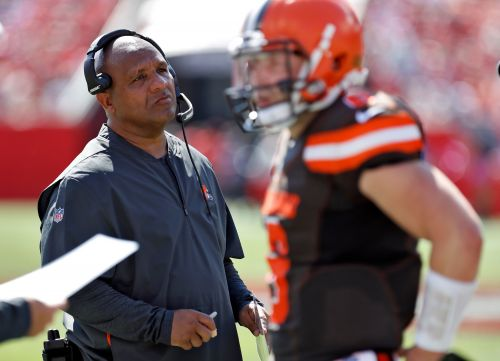 Browns' Jackson not shaken by close losses in sinking season