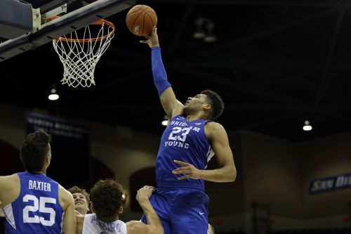 BYU basketball looks to extend 5-game win streak, all-but wrap up No. 2 seed against USF
