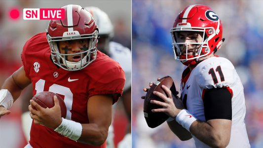 Alabama vs. Georgia: Live updates, score, highlights from SEC championship game