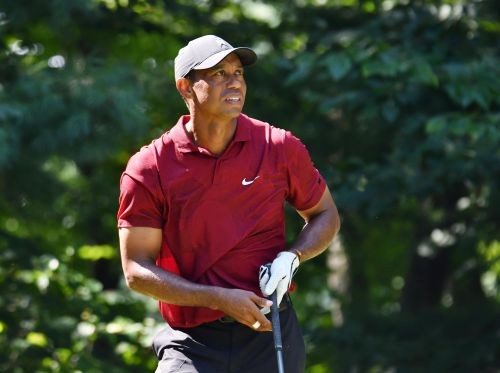 Tiger Woods Was Driving About 40 MPH Past The Speed Limit When He Crashed