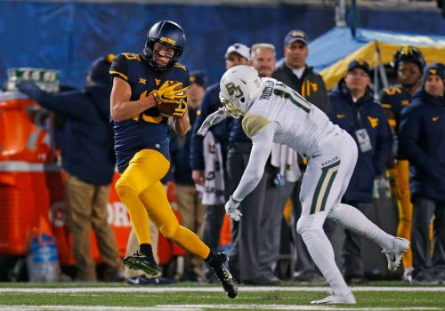 Biletnikoff Award semifinalists are heavy on Big 12 receivers