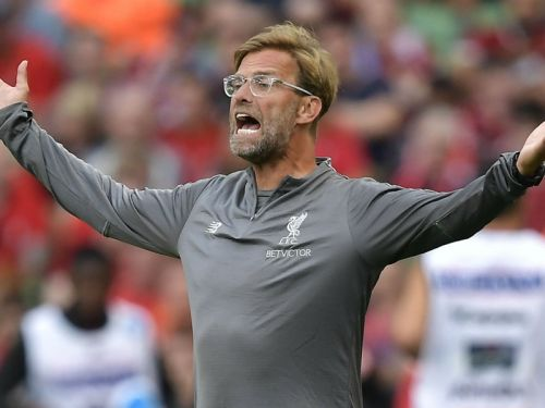 'We are still Rocky Balboa, not Ivan Drago' - Klopp calms talk of Liverpool's title challenge