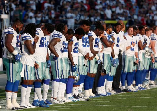 Column: Is there a path forward in NFL protests?