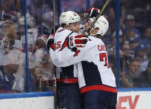 Capitals defeat Lightning in Game 7 to reach first Stanley Cup Final since 1998