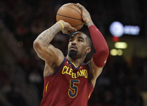 JR Smith undergoes MRI on right elbow; doubtful for season opener