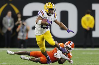 Deep and relentless: LSU wears Clemson out in title tilt