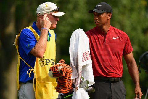 It took more than money to shut up a Tiger Woods heckler