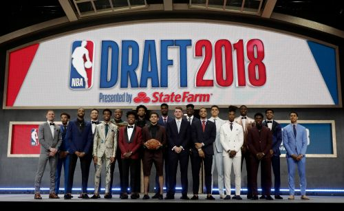 2018 NBA draft tracker: Pick-by-pick analysis, grades for each selection