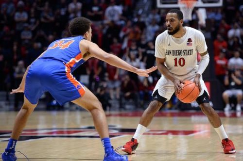 Fresno St Bulldogs vs. San Diego State Aztecs - 1/14/20 College Basketball Pick, Odds & Prediction
