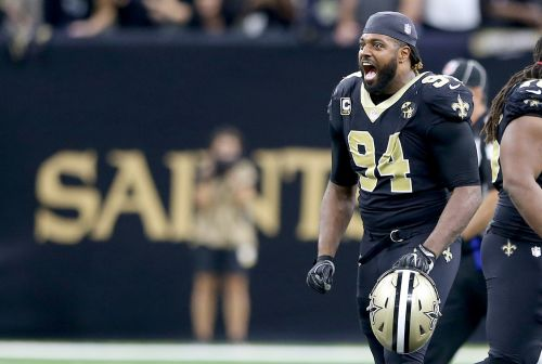 Cameron Jordan lists his top NFC South players for The Players' Tribune