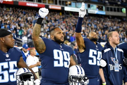 Titans' Jurrell Casey to protest during national anthem: 'I'm going to take my fine'