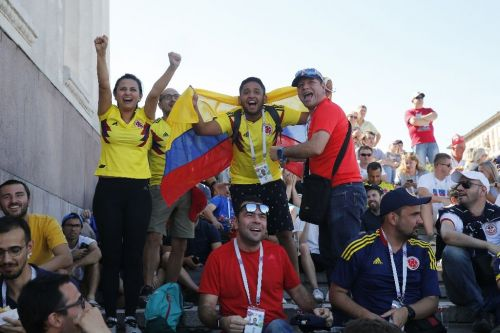 Colombia warns World Cup fans in Russia over behavior