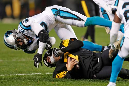 Ben Roethlisberger: Eric Reid had 'no intent' of hurting him on late hit