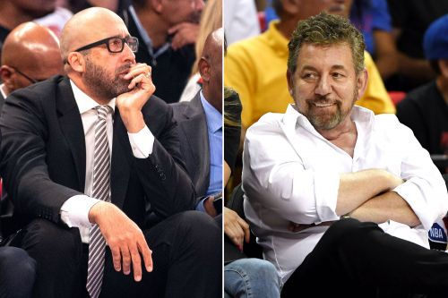 David Fizdale regularly gets James Dolan 'vote of confidence' amid Knicks tension