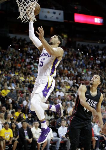 Josh Hart matures during summer league, wins MVP
