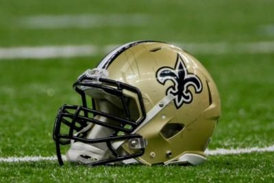 Saints' Loewen saves man after SUV fell from parking garage