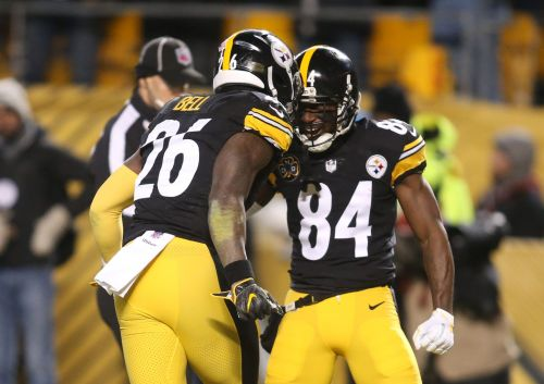 Steelers won't put transition tag on Le'Veon Bell or give Antonio Brown away in a bad trade