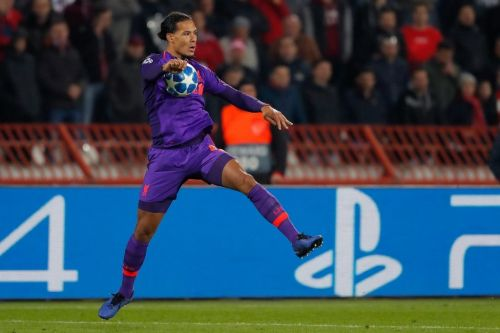 Van Dijk urges Liverpool to forget about Man City in title quest