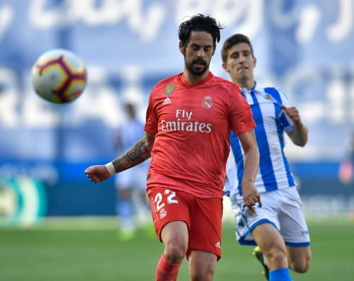Isco and Cazorla back with Spain; Luis Enrique still absent