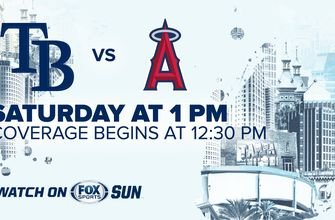 Preview: Charlie Morton looks to continue unbeaten stretch as Rays continue series vs. Angels