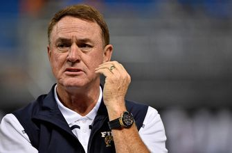 Butch Davis has 'huge goals' for FIU football this season, looking to lock in starting QB