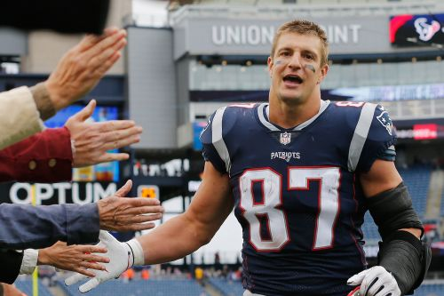 Rob Gronkowski's own agent doesn't believe he's actually retired
