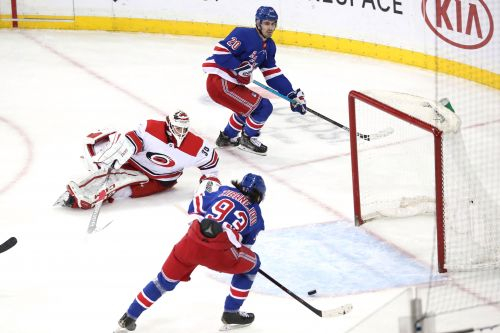 Rangers answer David Quinn's challenge by ripping Hurricanes