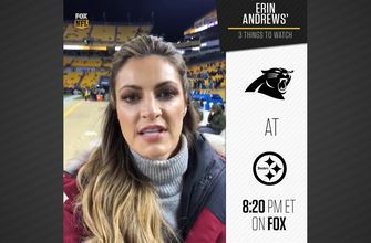 Erin Andrews' 3 Things to Watch for the Carolina Panthers on TNF