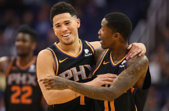 Booker, Suns beat Wolves for season's first 2-game win streak