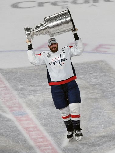 Capitals defenseman Brooks Orpik said his pinkie finger 'kinda fell off' in Stanley Cup Final