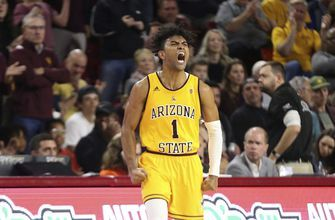 Ebullient Remy Martin revving up his game at Arizona State