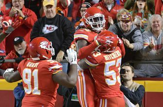 Chiefs exit toughest stretch of season smelling like a rose