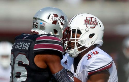 UMass announces 10-game series with Army, rescheduled Mississippi State game, road trip to Penn State and more