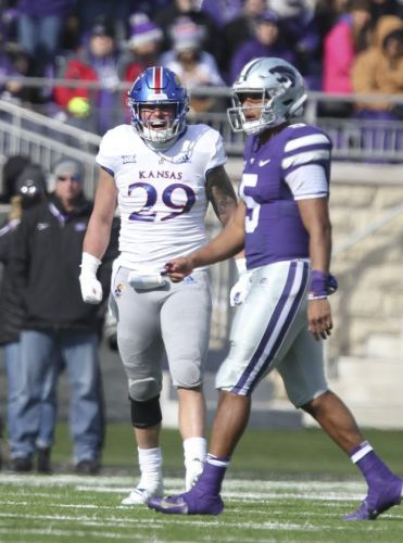 Jayhawks look to take advantage of primetime matchup with Sooners