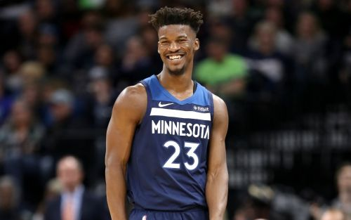 Jimmy Butler 'Loves' When Timberwolves Fans Boo Him