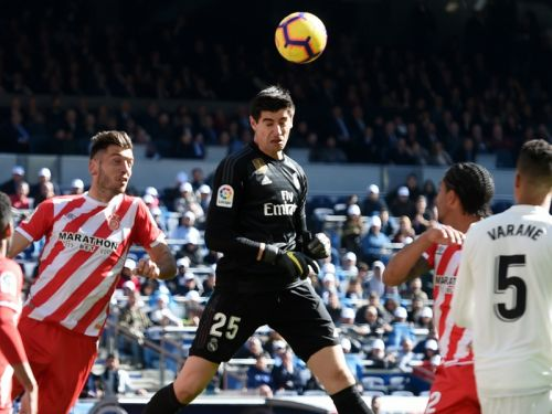 Courtois admits Real Madrid lost control in shock Girona defeat