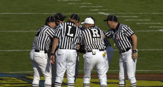 Five college football officials joining NFL ranks for 2019 season