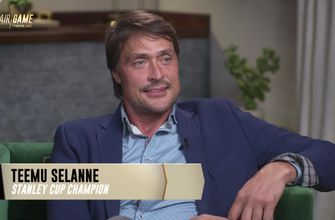 """Teemu Selanne on Winning Stanley Cup with Ducks: """"A Big Weight From My Chest Dropped"""""""
