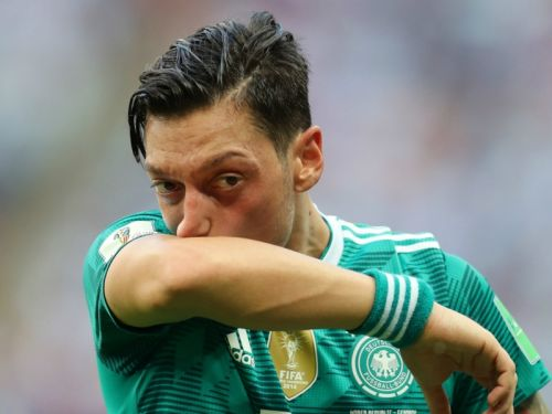Kroos slams Ozil's 'nonsense' racism accusations