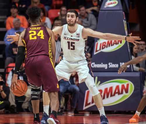 Illinois snaps 5-game skid, routs Minnesota 95-68