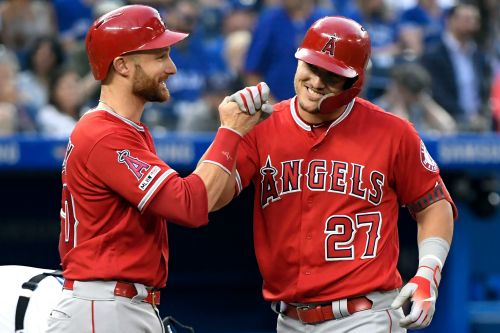 Mike Trout has a two-homer, seven-RBI night to propel Angels