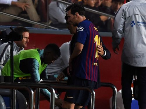 Icardi: Messi absence a big blow for Barca ahead of Champions League clash