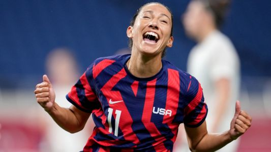 USWNT vs. Netherlands: Time, channel, TV, stream to watch Olympic women's soccer quarterfinal
